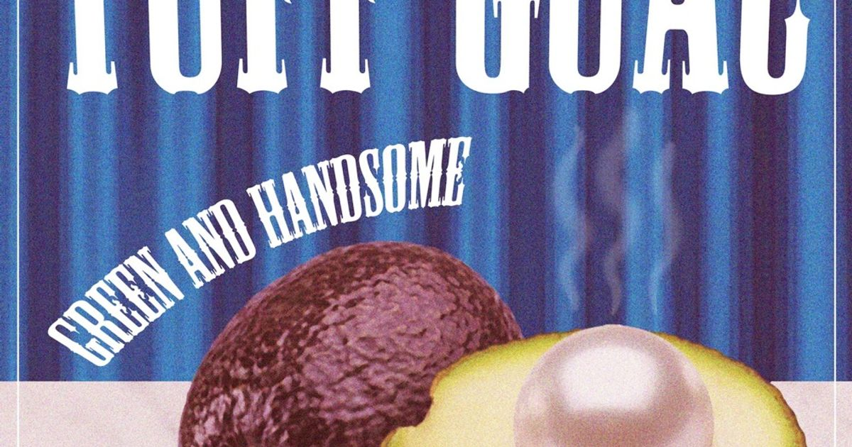 Green and Handsome by Tuff Guac