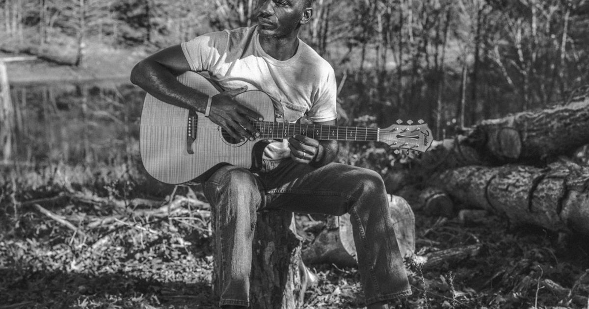 I Be Trying by Cedric Burnside