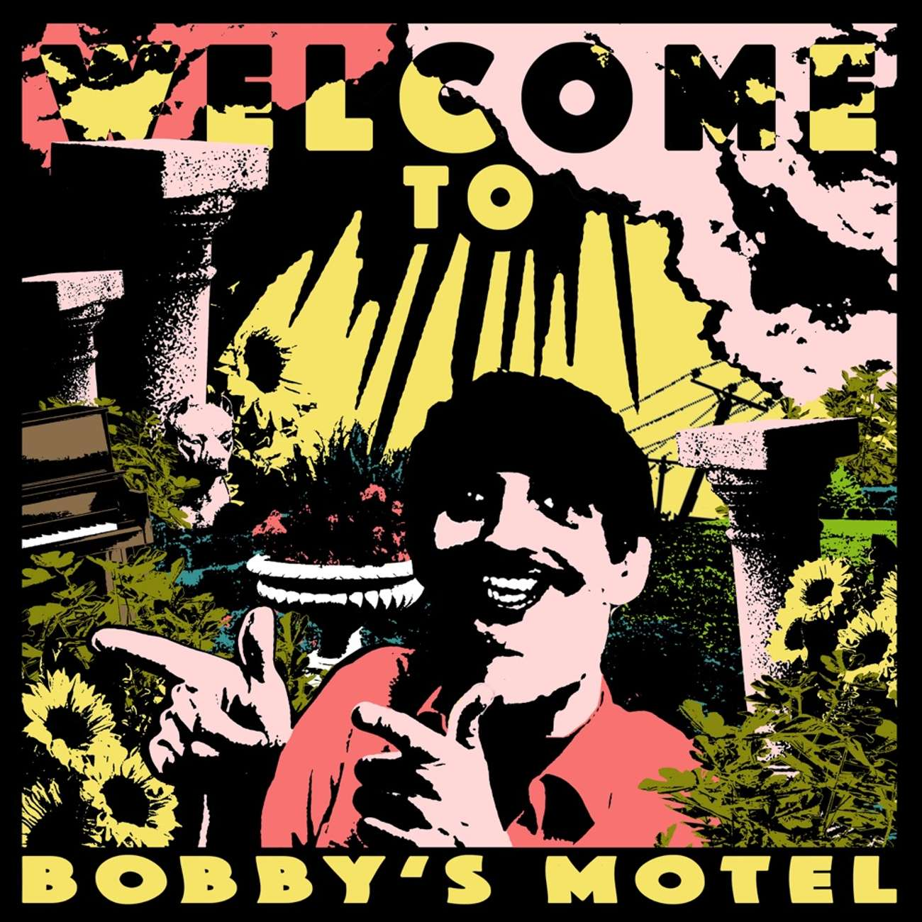Welcome to Bobby's Motel by Pottery