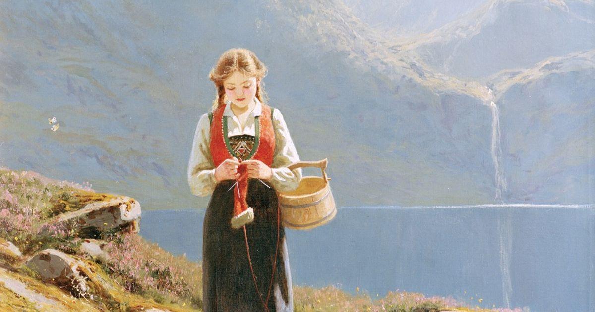 Folkesange by Myrkur
